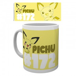 Mug Pokemon Pichu 300Ml