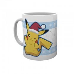 Mug Pokemon Pikachu Noel