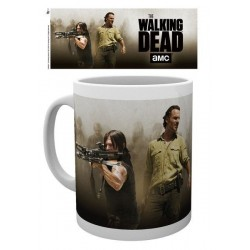 Mug Walk.Dead Daryl Et Rick