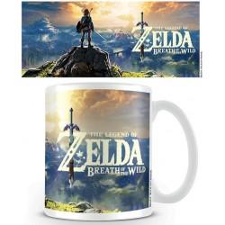 Mug Zelda Breath of The Wild Sunset