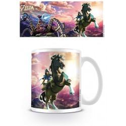 Mug Zelda Breath of The Wild Guardian