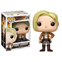 Pop! Attack On Titan Annie Leonhart