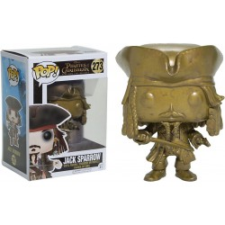 Pop! Pirate Des Caraibes Jack Sparrow