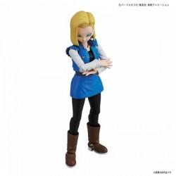 Maquette C18 Android Bandai Figure Rise