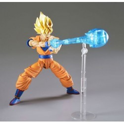 Maquette Son Goku Ssj Bandai Figure Rise