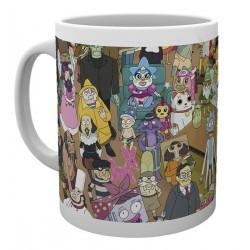 Mug Rick & Morty Perso