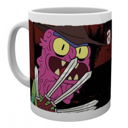 Mug Rick & Morty Scary Terry