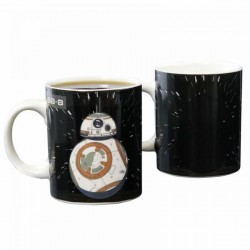 Mug Star Wars Bb8 Heat Change