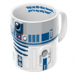 Mug Star Wars R2-D2 Relief