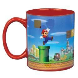 Mug Mario Heat Change