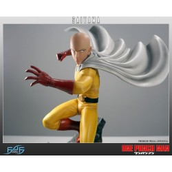 One Punch Man Saitama First4Figure Statue Resine