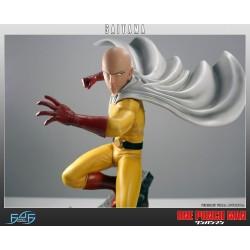 One Punch Man Saitama First4Figure Statue Resine