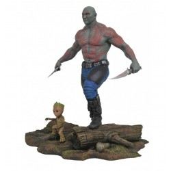 GUARDIAN OF THE GALAXY 2 DRAX & BABY GROOT
