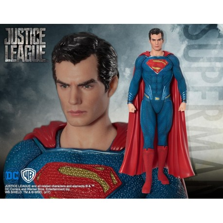 JUSTICE LEAGUE SUPERMAN ARTFX