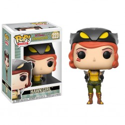 Figurine FUNKO POP DC Comics : Bombshells Hawkgirl