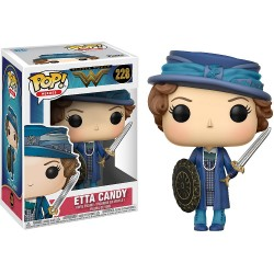 Figurine FUNKO POP Wonder Woman Etta Candy