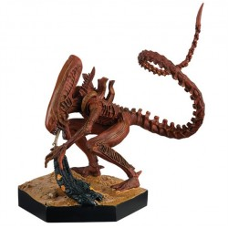 Alien figurine collection Red Xenomorphe Eaglemoss