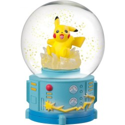 Boule à neige Pikachu