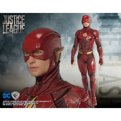 Justice League Flash ARTFX