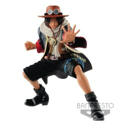 One Piece King Of Artist The Portgas D Ace Banpresto