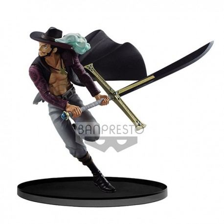 One Piece Banpresto World Colosseum Vol.3 Dracule Mihawk Banpresto