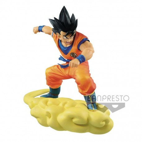 Dragon Ball Z Kintoun Son Goku Sur Le Nuage Banpresto
