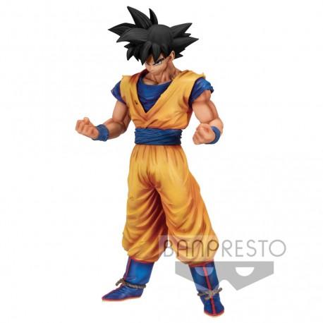 Dragon Ball Z Grandista Resolution Of Soldiers Son Goku Ver.2 Banpresto
