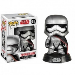 Figurine POP Star Wars : Captain Phasma