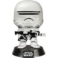 Figurine POP Star Wars Le Dernier Jedi : First Order Flametrooper