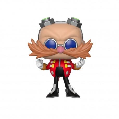 Figurine POP Sonic The Hedgenog : Dr Robotnik