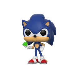 Figurine POP Sonic The Hedgehog : Sonic Emerald