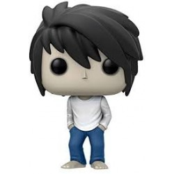 Figurine FUNKO POP Death Note : L