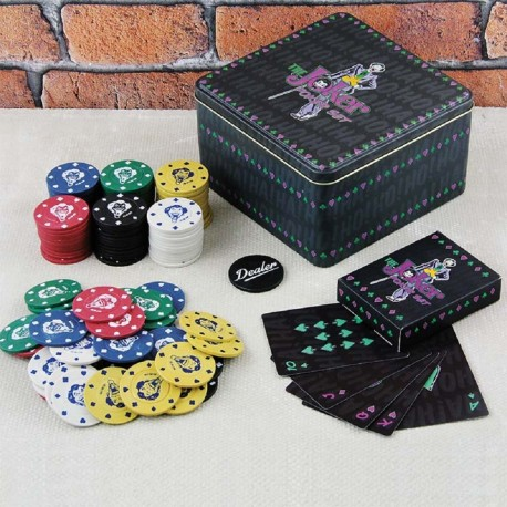 Set de Poker The Joker