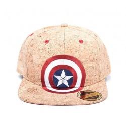 Casquette Captain America