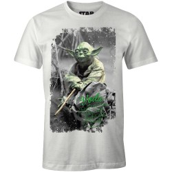 T-Shirt Star Wars Yoda