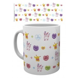 Pokemon Valentine Hearts MUG