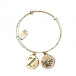 Bracelet avec Zelda & Triforce