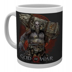 God Of War Troll MUG