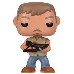 Figurine FUNKO POP The Walking Dead : Daryl Dixon