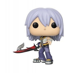 Figurine FUNKO POP Kingdom Hearts : Riku
