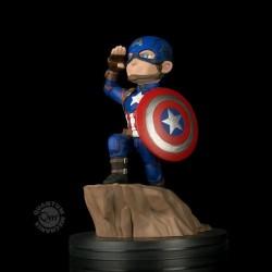 Captain America Marvel Civil War Q-FigFX QUANTUM MECHANIX