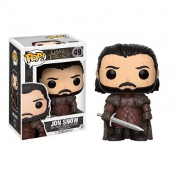 Figurine FUNKO POP Game Of Thrones : Jon Snow