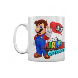 Mario Odyssey : Mario & Cappy MUG