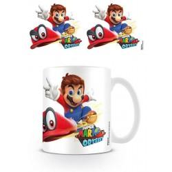 Mario Odyssey : Cappy Throw MUG