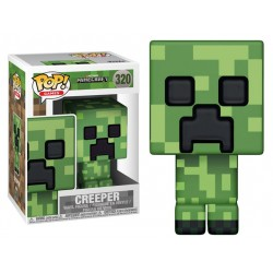 Figurine FUNKO POP Minecraft : Creeper