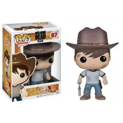 Figurine FUNKO POP The Walking Dead : Carl