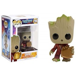 Figurine FUNKO POP Guardiens de la Galaxie : Groot