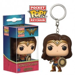 Pocket FUNKO POP Porte Clefs : Wonder Woman