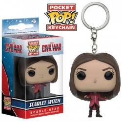 Pocket FUNKO POP Porte Clefs : Scarlet Witch