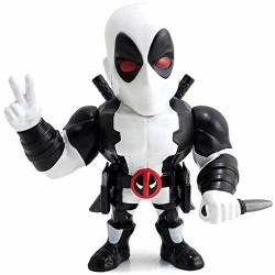 Deadpool Black & White Metal Die Cast